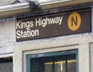 n-kings-highway-station